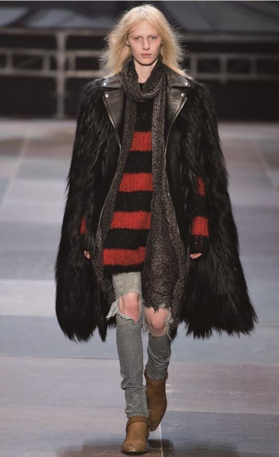 Saint Laurent Menswear F/W 2013/14